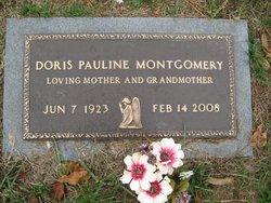 Doris Pauline <i>Nauman</i> Montgomery