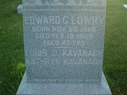 Edward G. Lowry