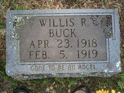 Willis R Buck