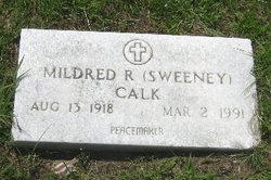 Mildred <i>Sweeney</i> Calk