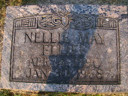 Nell A May Nellie <i>Anderson</i> Elliff