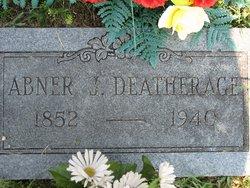 Abner Johnson Deatherage