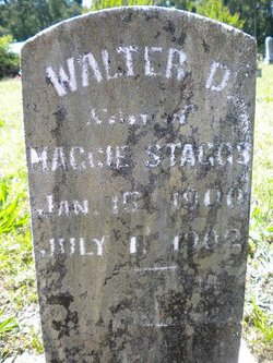 Walter D. Staggs