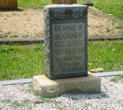 Bennie W. Buckner