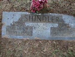 Millie Melissa <i>Dodson</i> Shindler