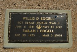 Sarah Isabelle <i>Pulsipher</i> Edgell
