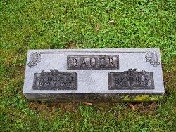 Elizabeth K <i>Voepel</i> Bauer