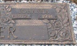 Johanna Jo <i>Verwolf</i> Colver
