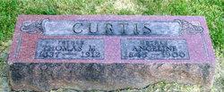 Angeline <i>Moore</i> Curtis