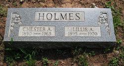 Chester Arthur Holmes