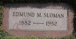 Edmund Mark Sloman