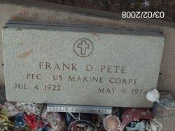 PFC Frank Danny Pete