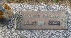 Mary Magdalene <i>Hilliard</i> McDaniel