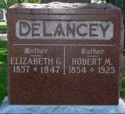 Elizabeth Gertrude <i>Hill</i> DeLancey