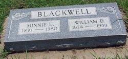 Minnie Lace <i>Smith</i> Blackwell