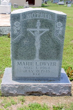 Marie L <i>Dalcour</i> Dwyer