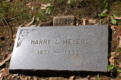 Harry Louis Born Henry Meyers