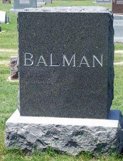John Weber Balman
