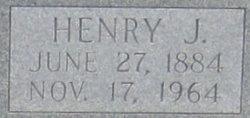 Henry J Ricke