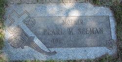 Pearl Mardelle <i>Babbe</i> Seeman