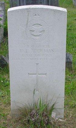 Dennis Edwalds Addyman