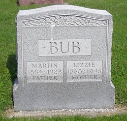 Elizabeth Lizzie <i>Bassler</i> Bub