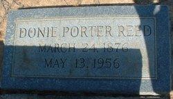 Donie Estelle <i>Porter</i> Reed