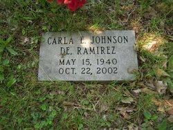 Carla E <i>Johnson</i> De Ramirez