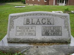 Lottie Belle <i>Hinton</i> Black