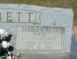 Barbara Allen <i>Reed</i> Corbett