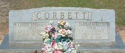 Laurie Benjamin Bill Corbett