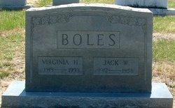 Jack W. Boles