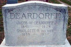 Charlotte Rebecca <i>Wildeson</i> Deardorff