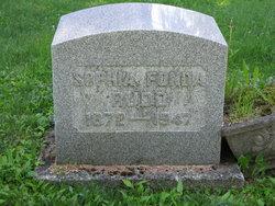 Sophia <i>Fonda</i> Rudd