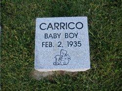 Baby Boy Carrico