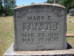 Mary Elizabeth <i>Pickard</i> Travis