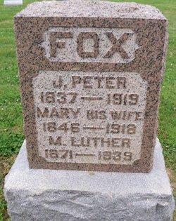 John Peter Fox