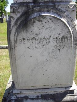 Bertha W. Smith