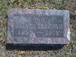 Walter Shannon