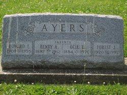Howard E. Ayers