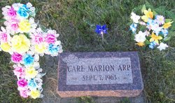 Carl Marion Arp