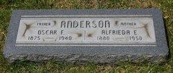 Alfrieda E Anderson