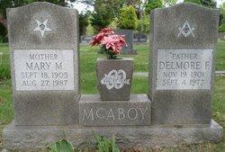 Delmore F. McAboy