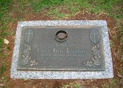 Ronald Wayne Ronnie Blackburn
