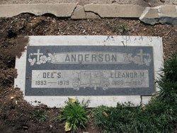 Eleanor M Anderson