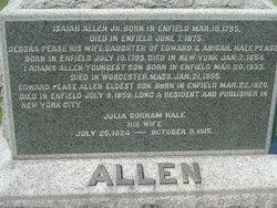 I Adams Allen