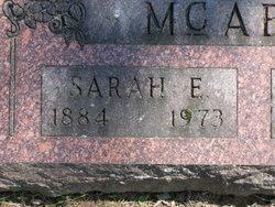 Sarah E McAboy