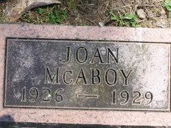 Joan McAboy