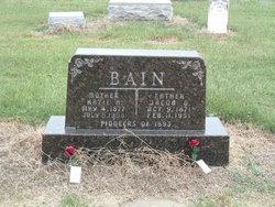 Katie Adelia <i>Barnum</i> Bain