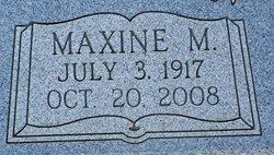 Maurine Maxine <i>Smith</i> Wilborn